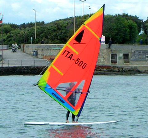 WindSurfing - Sails East Home Port
